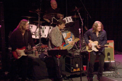 Kenny Lee Lewis, Billy Peterson & Robben Ford