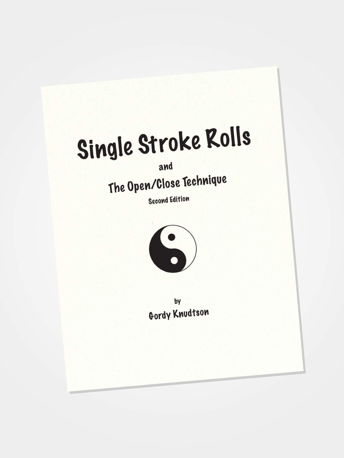 Single Stroke Rolls