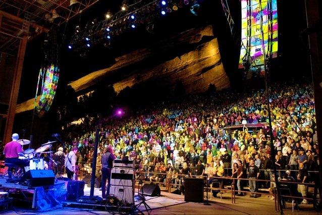 Steve Miller Band — Red Rocks 2007