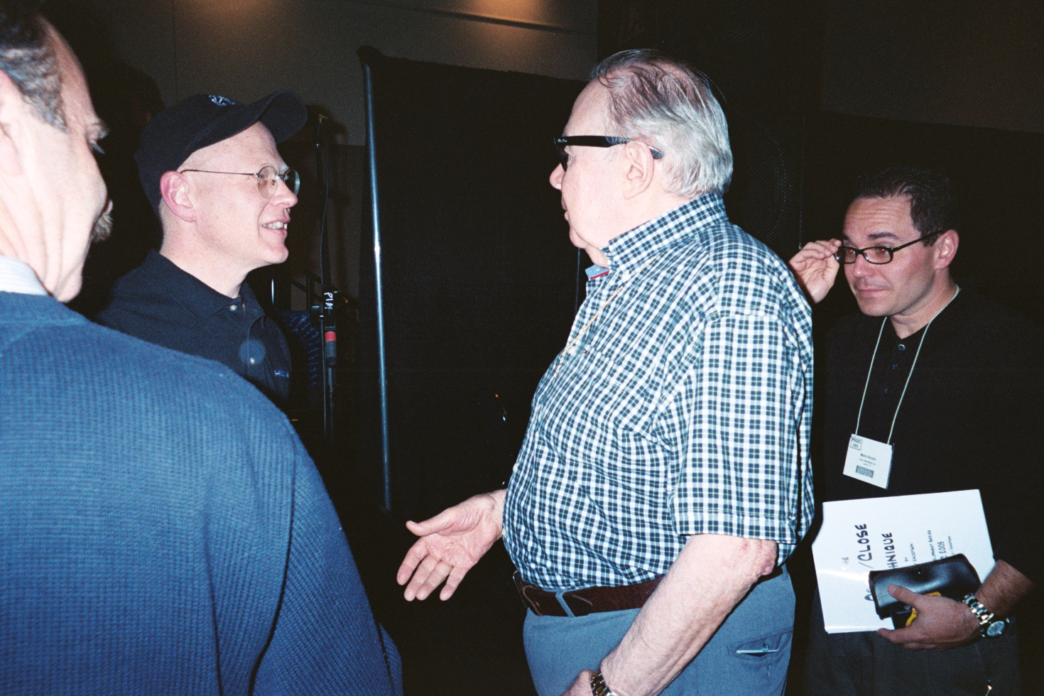 Gordy Knudtson — PASIC 2003