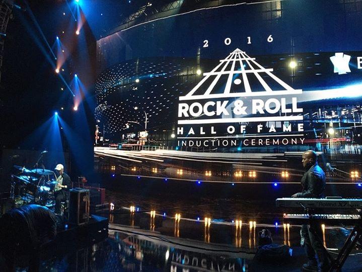Steve Miller Band — Rock & Roll Hall of Fame 2016