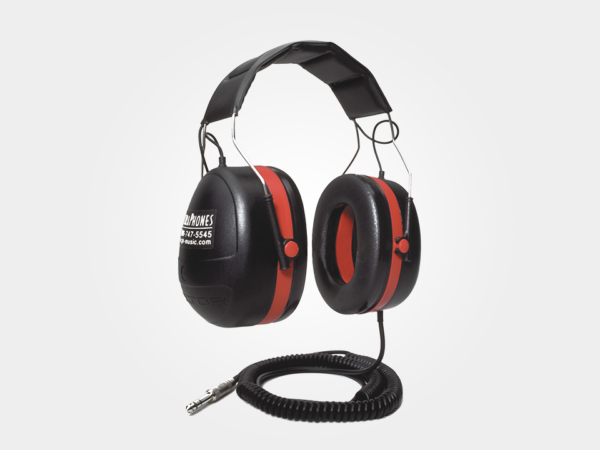 UltraPhones High Isolation Headphones