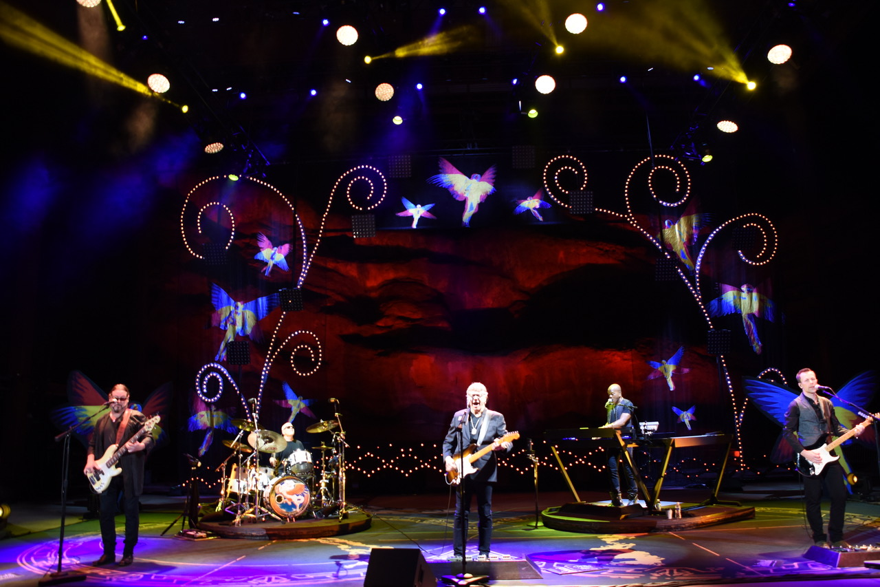 Steve Miller Band — Red Rocks 2017