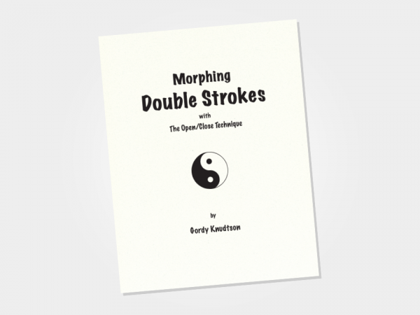 Drum Method Books by Gordy Knudtson