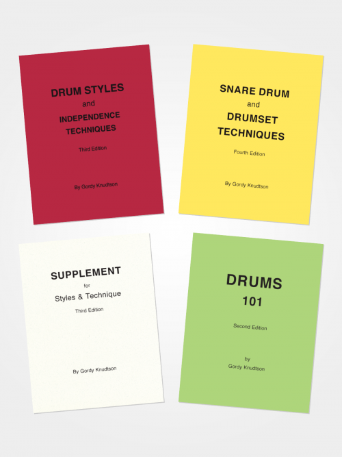 Drum Method Book Package Two